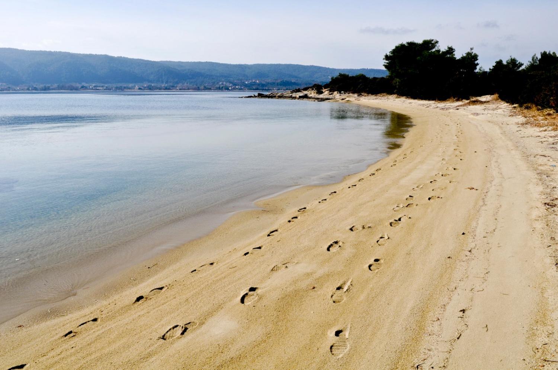 Μερικά βήματα από την θάλασσα